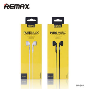 Stereo In-Earphone RM-303 - Remax online