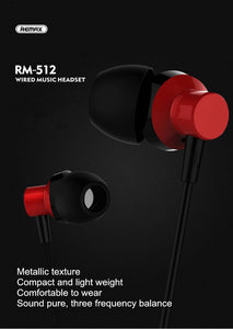 Wired Music Headset RM-512