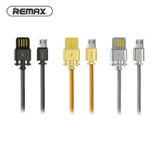 Load image into Gallery viewer, Cotton Weave Cable for Micro-USB  RC-064m -- Charging & Data Cable - Remax online