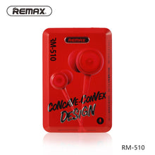 Load image into Gallery viewer, Touch Music Wired Earphone RM-510 - Remax online