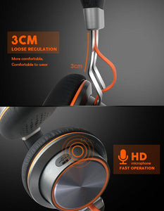 Bluetooth Headphone RB-195HB - Remax online