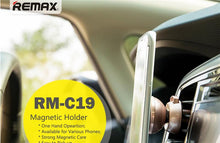 Load image into Gallery viewer, Universal Magnetic Car Phone Holder RM-C19 - Remax online