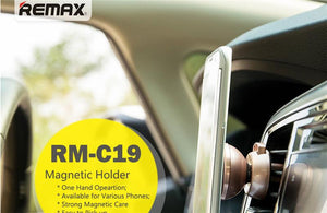 Universal Magnetic Car Phone Holder RM-C19 - Remax online