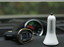 Load image into Gallery viewer, 3 USB Port Car Charger RCC302 - Remax online