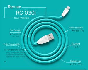Alien Lightning Cable RC-030i - Charging & Data Cable - Remax online