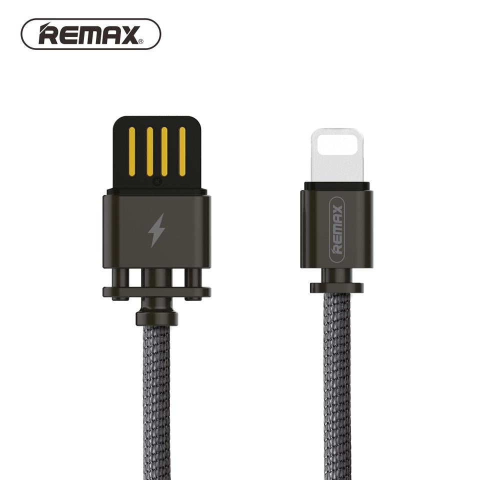 Cotton Weave Cable for Lightning RC-064i -- Charging & Data Cable - Remax online