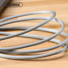 Load image into Gallery viewer, Cotton Weave Cable for Type-C RC-064a -- Charging & Data Cable - Remax online
