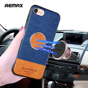 Magnetic Series Case for iPhone 7 Plus & 8 Plus - Remax online
