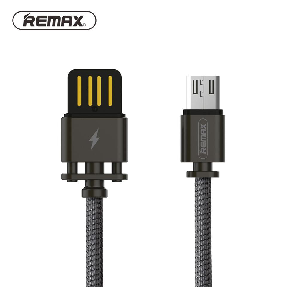 Cotton Weave Cable for Micro-USB  RC-064m -- Charging & Data Cable - Remax online