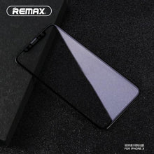 Load image into Gallery viewer, Gener 3D Series Black Glass for iPhone X - Remax online