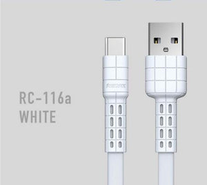 Armor Data Cable Type-C RC-116a -- Charging & Data Cable - Remax online