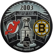 2003 NHL Conference Quarter-Finals - New Jersey Devils vs Boston Bruins