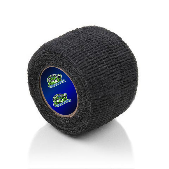 Black Stretch Grip Hockey Tape