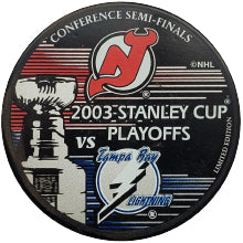 2003 NHL Conference Semi-Finals - New Jersey Devils vs Tampa Bay Lightning