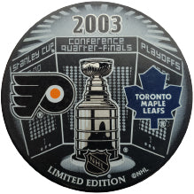 2003 NHL Eastern Conference Quarter-Finals - Philadelphia Flyers vs Toronto Maple Leafs