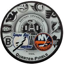 2004 NHL Eastern Conference Quarter-Finals - Tampa Bay Lightning vs New York Islanders