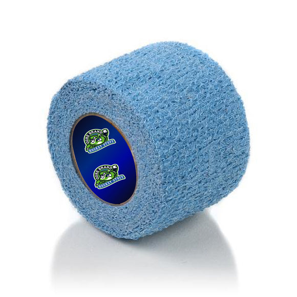 Light Blue Stretch Grip Hockey Tape