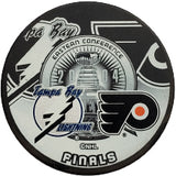 2004 NHL Eastern Conference Finals - Tampa Bay Lightning vs Philadelphia Flyers
