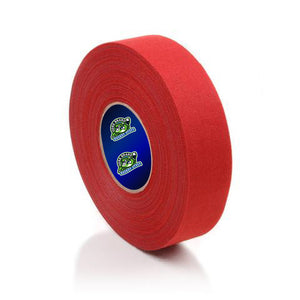 "Ogre Brand 1"" Red Cloth Hockey Tape"