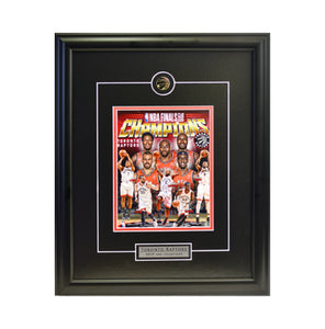 NBA Champions Collage Framed Photo (16.5 by 19.5 Frame)
