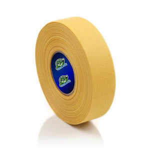 "Ogre Brand 1"" Yellow Cloth Hockey Tape"