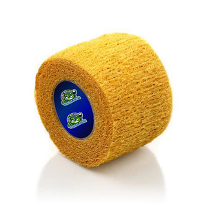 Yellow Stretch Grip Hockey Tape