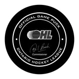 Owen Sound Attack Hockey Puck