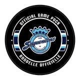 Chicoutimi Sagueneens Hockey Puck #2