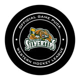 Everett Silvertips Hockey Puck