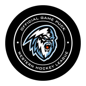 Kootenay Ice Hockey Puck #3