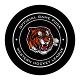 Medicine Hat Tigers Hockey Puck