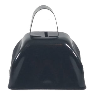 Black Mini Cowbell