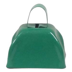 Green Mini Cowbell