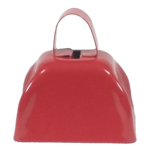 Red Mini Cowbell