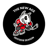 Niagara IceDogs Hockey Puck