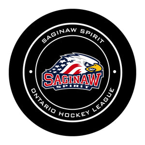 Siginaw Spirit Hockey Puck