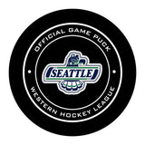 Seattle Thunderbirds Hockey Puck