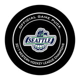 Seattle Thunderbirds Hockey Puck #2