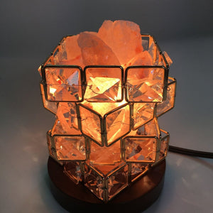 [NEW 2018] Super Soul Healing Himalayan Crystal Salt Lamp