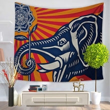 [2019 Pre-Order] Indian Chant Yoga Tapestry *Cosmic Collection*