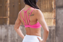 {NEW 2018} Women's Sports Bra Shock Absorbing High Strength Bra Underwear for Training Fitness Yoga *Soul Edition*