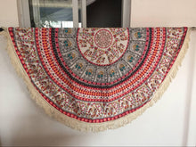 {NEW 2018} Round Hippie Tassel Tapestry Beach Throw Mandala Towel Yoga Mat Bohemian *Soul Edition*