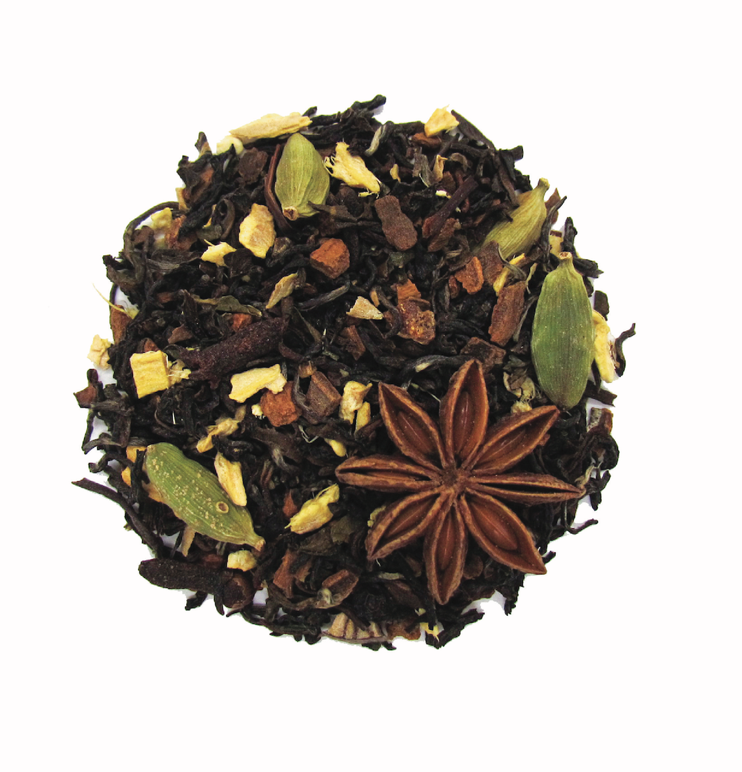 Masala Chai Black Tea - 4 oz.