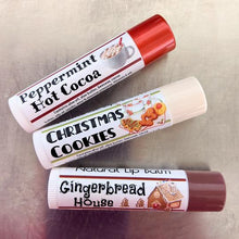Load image into Gallery viewer, Shea Cream & Salt Scrub Mini Pamper Box - Holiday Spice