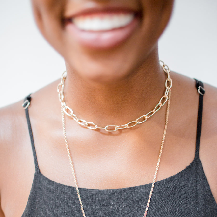 The Chunky Chain Necklace