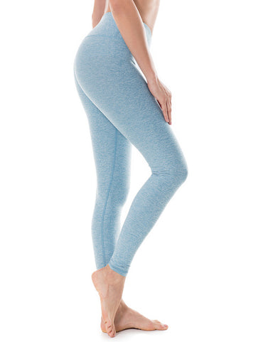 Women's Running Tights Fit Workout Leggings Slimming Yoga Pants with Pockets - yogastoreefw