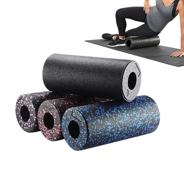 Yoga & Muscle Massage Foam Roller Camouflage Pattern Hollow High-Density Round Stovepipe Relax Sports Shaping Yoga Brick - yogastoreefw