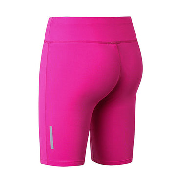 Hot Double Layer Yoga Women Sexy Trousers Fitness Gym Running Shorts Ladies Sport Athletic tights Spandex Black Yoga Shorts - yogastoreefw