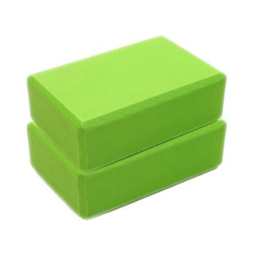 1Pcs EVA Yoga Block Foam Foaming Block Brick Exercises Fitness Tool Workout Stretching Aid Body Shaping Health Training #EW - yogastoreefw