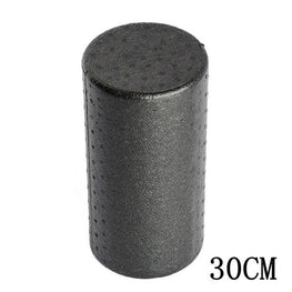 30/45/60cm Yoga Block Roller Eva Fitness Foam Roller Massage Pilates Body Exercises Gym With Trigger Points Training - yogastoreefw